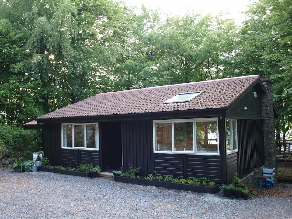 Contemporary Cottage Interior Design
