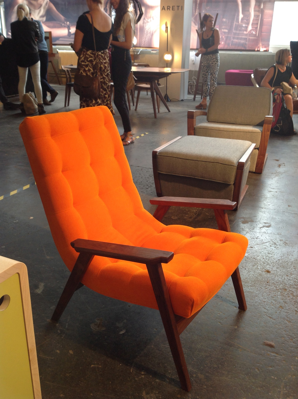 Trends and inspiration for interiors at London Design Festival Egon ...