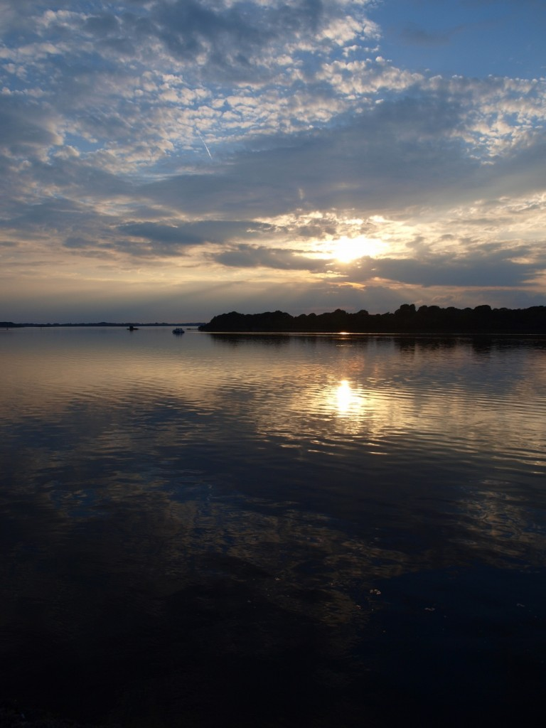 Killinure Cottage Lough Ree View Towards Hare Island 2