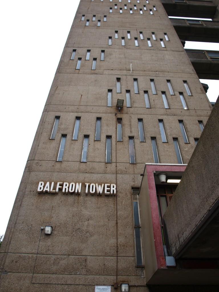 Utopian tour London National Trust Balfron Tower Season Pop-up Alexandra Road Isokon