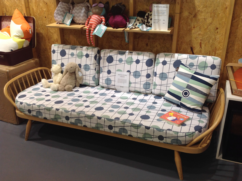 mini moderns galapagos ercol sofa