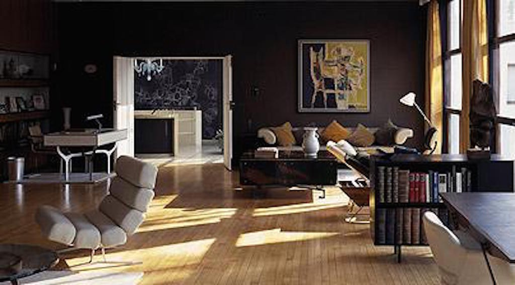 The Homewood Modernist House Sitting Room National Trust Patrick Gwynne Egon Walesch Interior Design