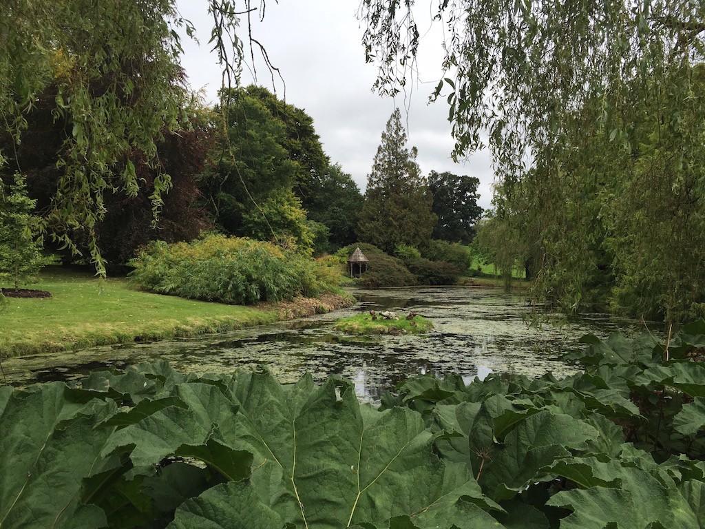 Tullynally garden 4
