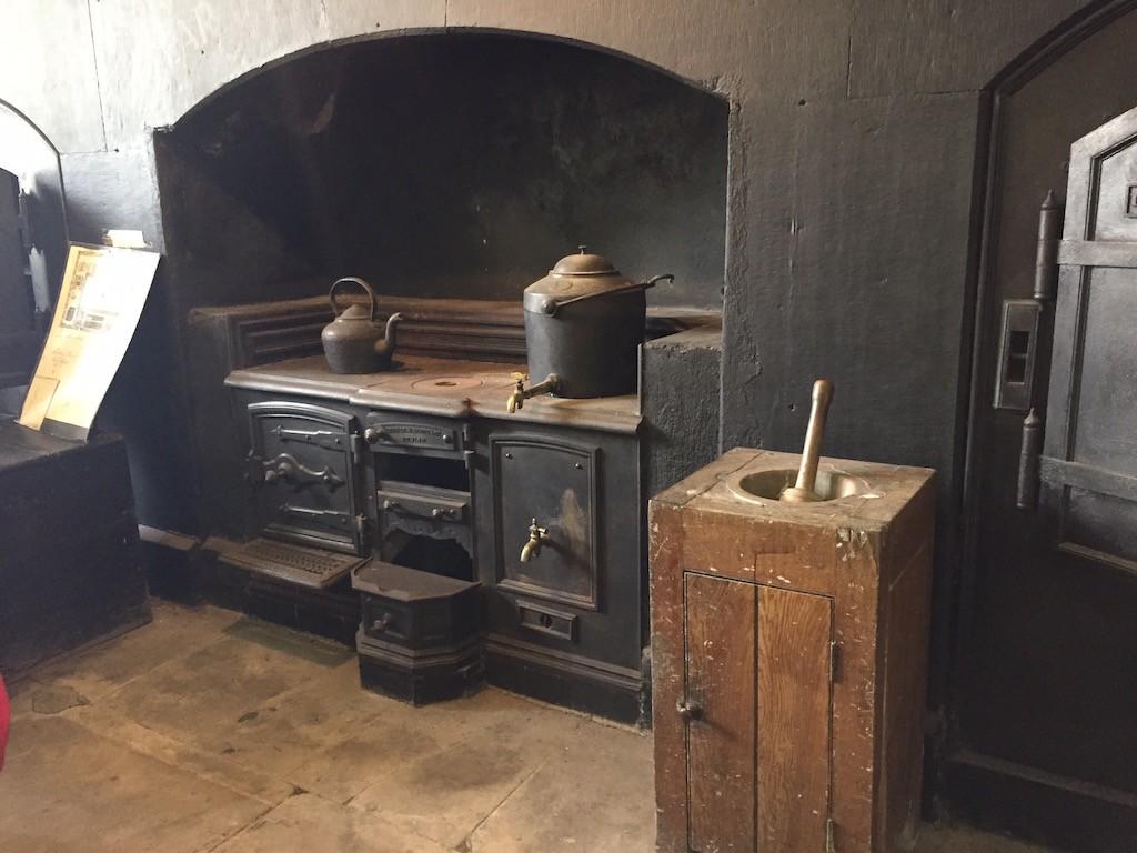 Tullynally kitchen 2