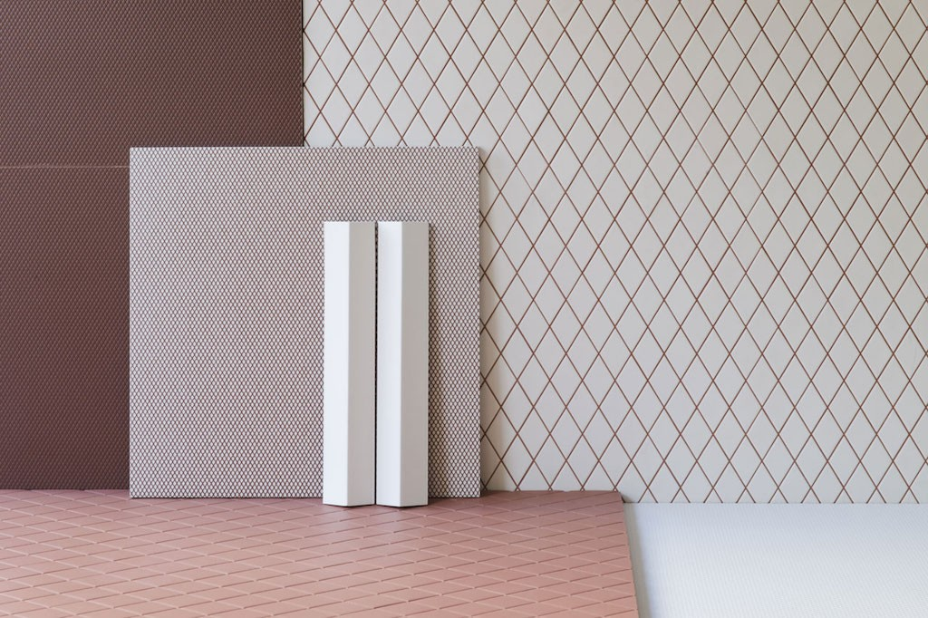 Rombini by Rowan and Erwan Bouroullec for Mutina